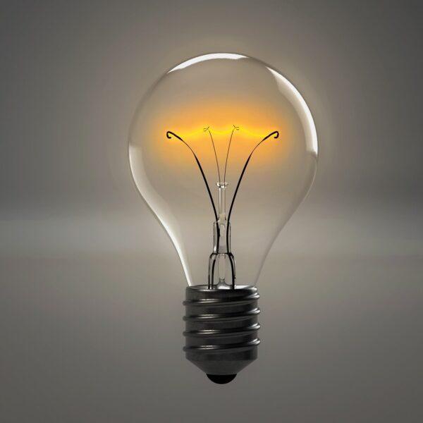 Energie sparen Leuchtmittel
